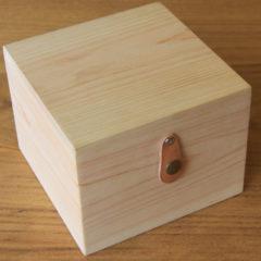 伊勢桧 BOX