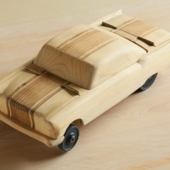 ISE HINOKI CAR